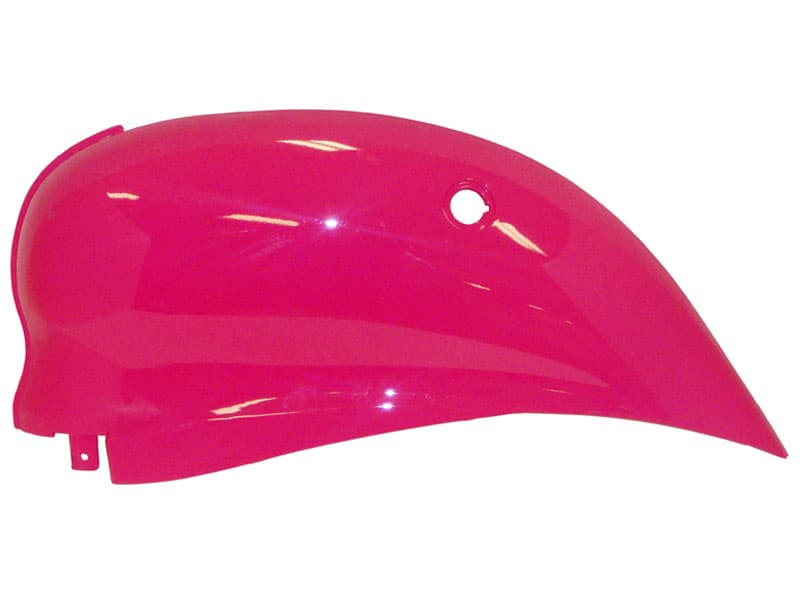 MotoTec Electric Moped Left Body Panel Pink