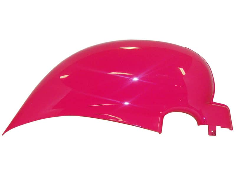 MotoTec Electric Moped Right Body Panel Pink