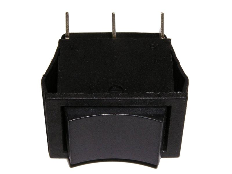 Rocker Switch (6 Prong, 3 Position)