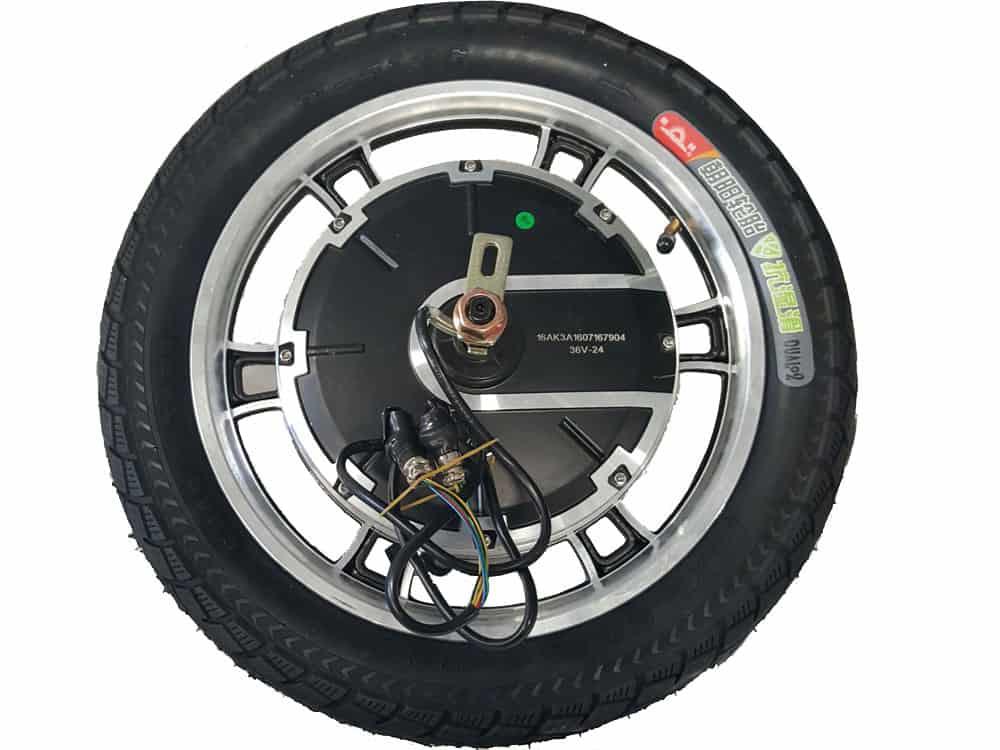 MotoTec Electric Trike 350w - 36v Hub Motor Wheel