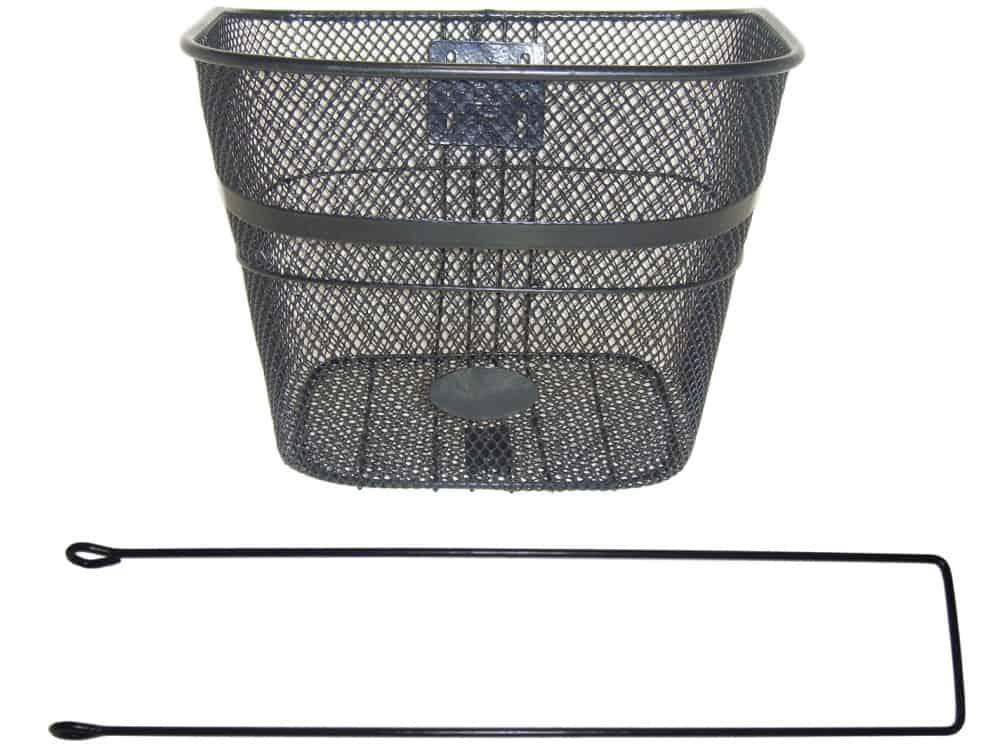 MotoTec Electric Trike 350w - Luggage Basket