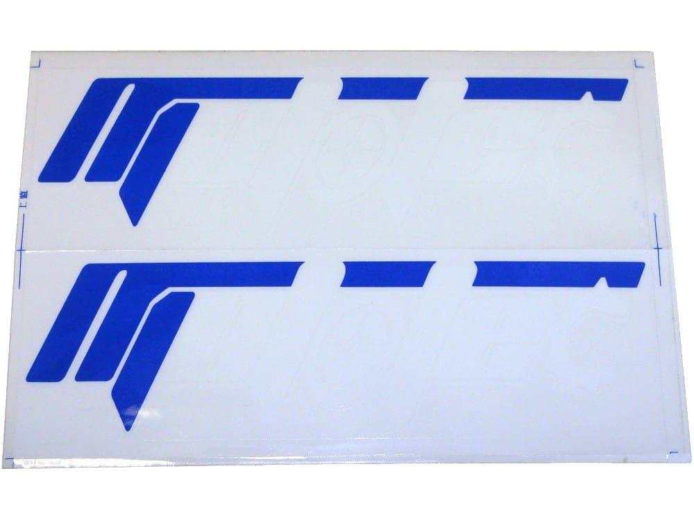 MotoTec Electric Trike 350w - Sticker Kit
