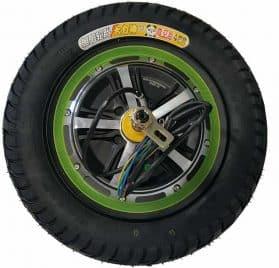 MotoTec Electric Trike 500w - 48v Hub Motor Wheel