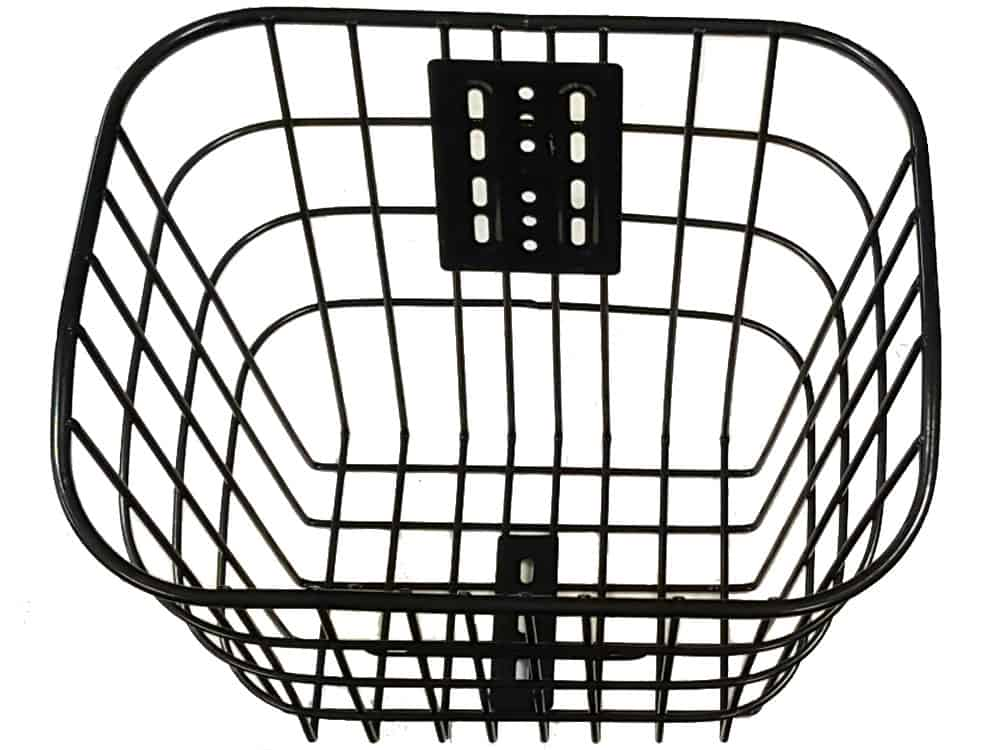 MotoTec Electric Trike 500w - Luggage Basket
