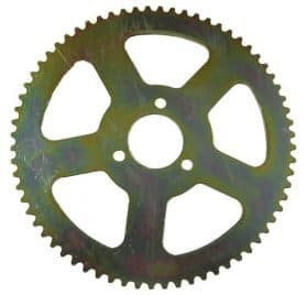 MotoTec Gas Pocket Bike - 68T Rear Sprocket