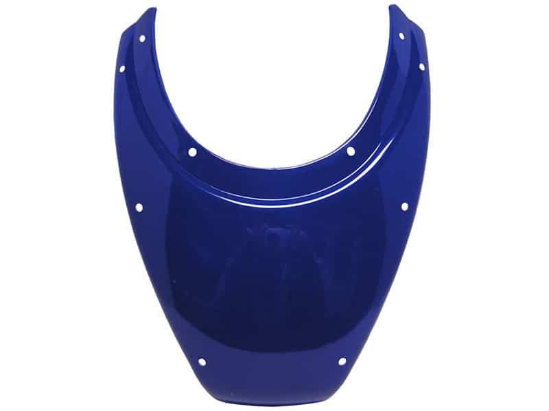 MotoTec Gas Pocket Bike - Front Body Blue
