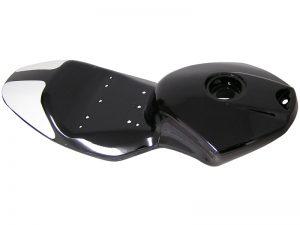 MotoTec Gas Pocket Bike - Seat Body Black