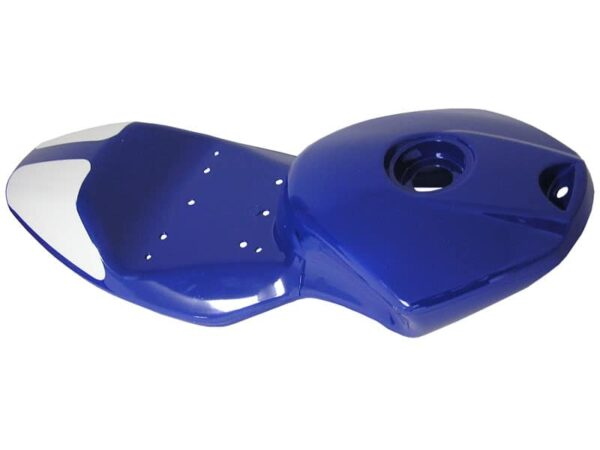 MotoTec Gas Pocket Bike - Seat Body Blue