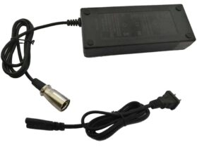 MotoTec Mad Charger 48v 1.5A XLR Connector