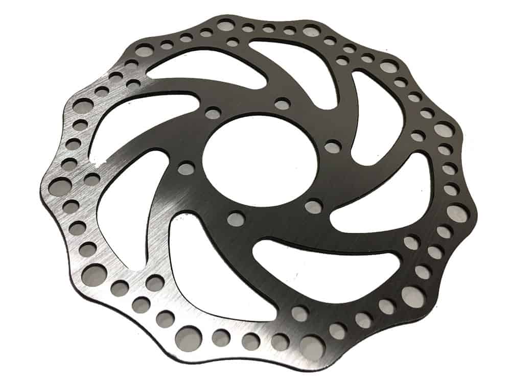 MotoTec Mad Scooter - Brake Disk