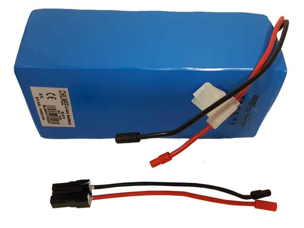 MotoTec MiniMad 36v Lithium Battery