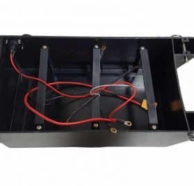 MotoTec Skateboard 1600w Battery Box