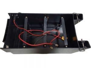 MotoTec Skateboard 1600w Battery Box