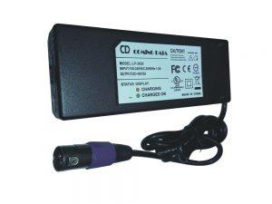 MotoTec Skateboard 36v Battery Charger (600w/800w/1600w)