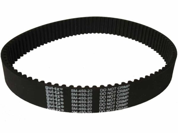 MotoTec Skateboard Drive Belt (5M-450-20)