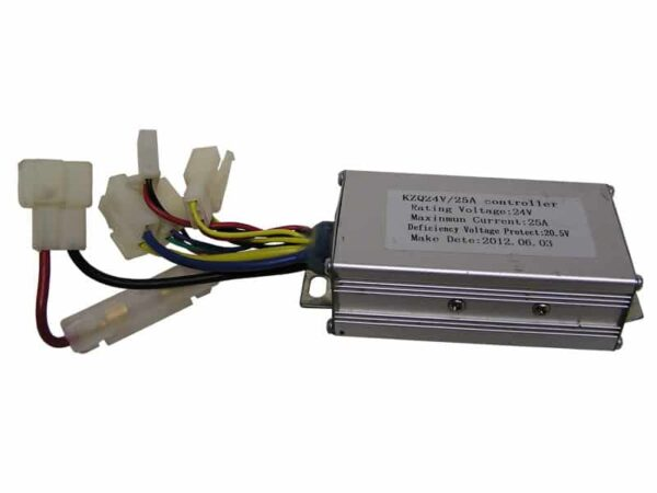 MotoTec Solar Kart - 24V Electronic Controller