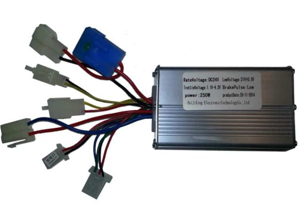 MotoTec Solar Kart - 24V Electronic Controller v2