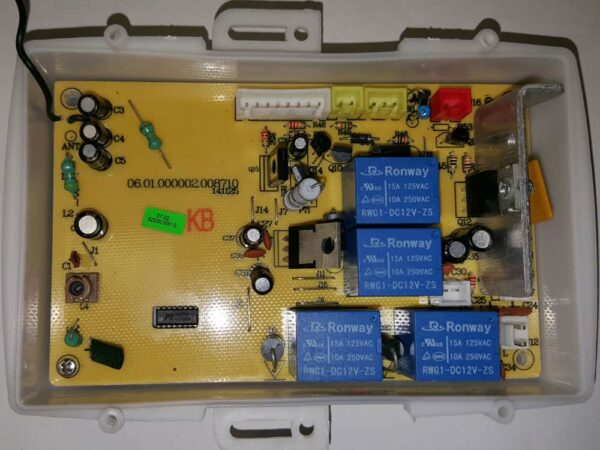 Rastar 12v Electronic Controller 27mhz 141125