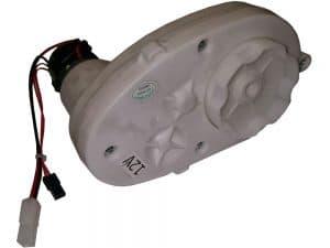 Rastar 12v Motor/Gearbox Assembly L (2 Connectors)