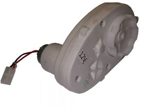 Rastar 12v Motor/Gearbox Assembly S (1 Connector)