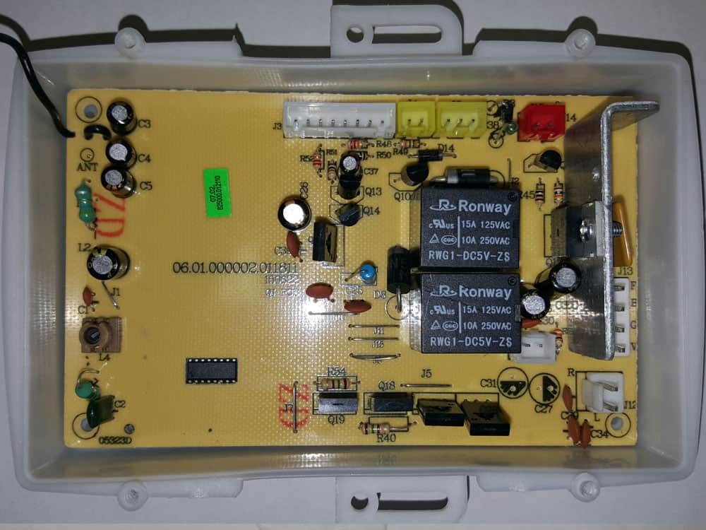 Rastar 6v Electronic Controller 27mhz 150622
