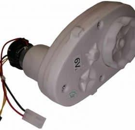 Rastar 6v Motor_Gearbox Assembly (2 Connector)