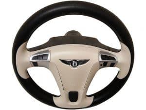 Rastar Bentley GTC 12v Steering Wheel