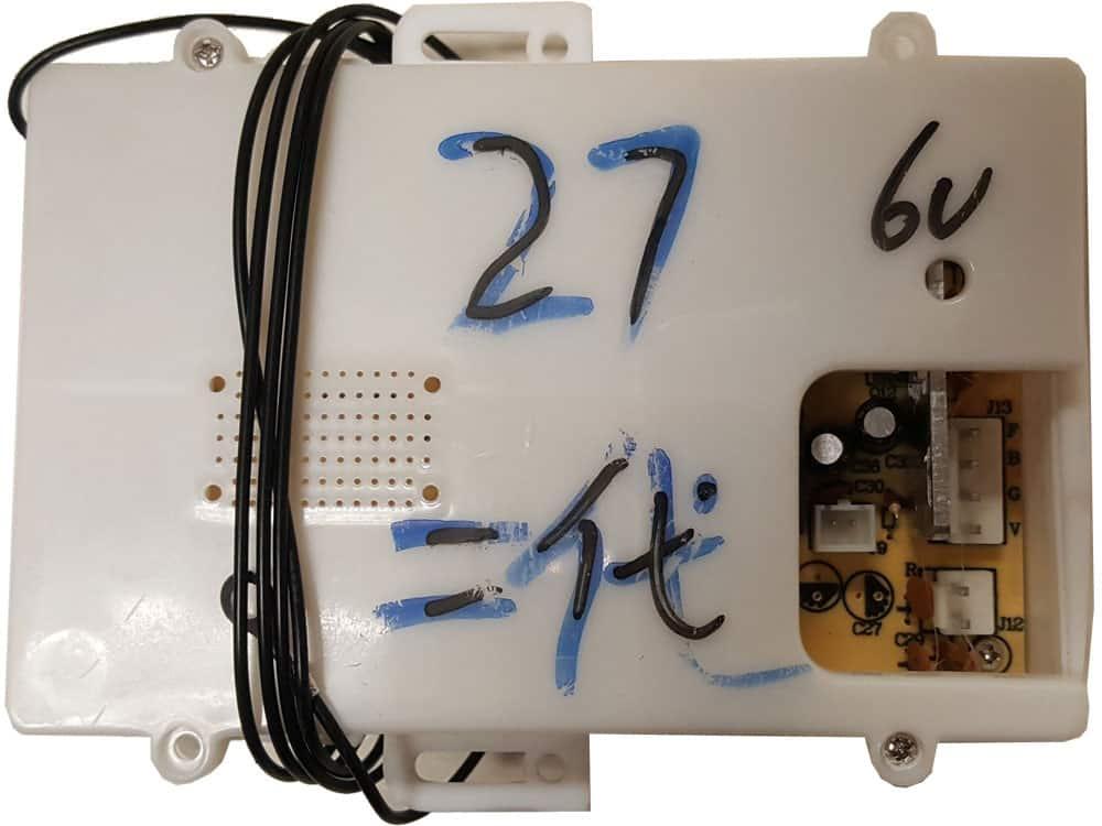 Rastar Lamborghini LP700-4 6v Circuit Board 27mhz
