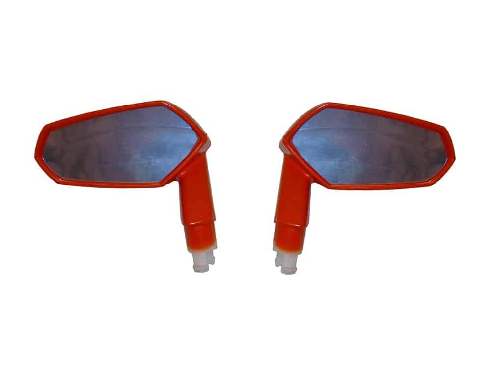 Rastar Lamborghini LP700-4 6v Side Mirrors Orange