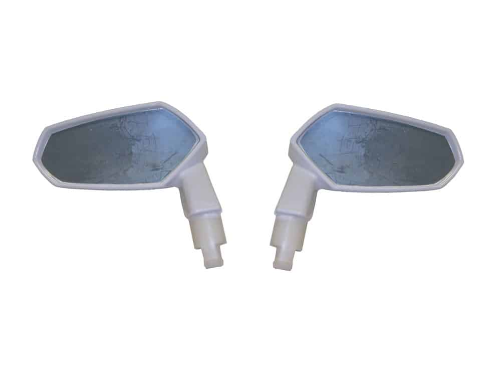 Rastar Lamborghini LP700-4 6v Side Mirrors White