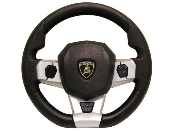 Rastar Lamborghini LP700-4 6v Steering Wheel