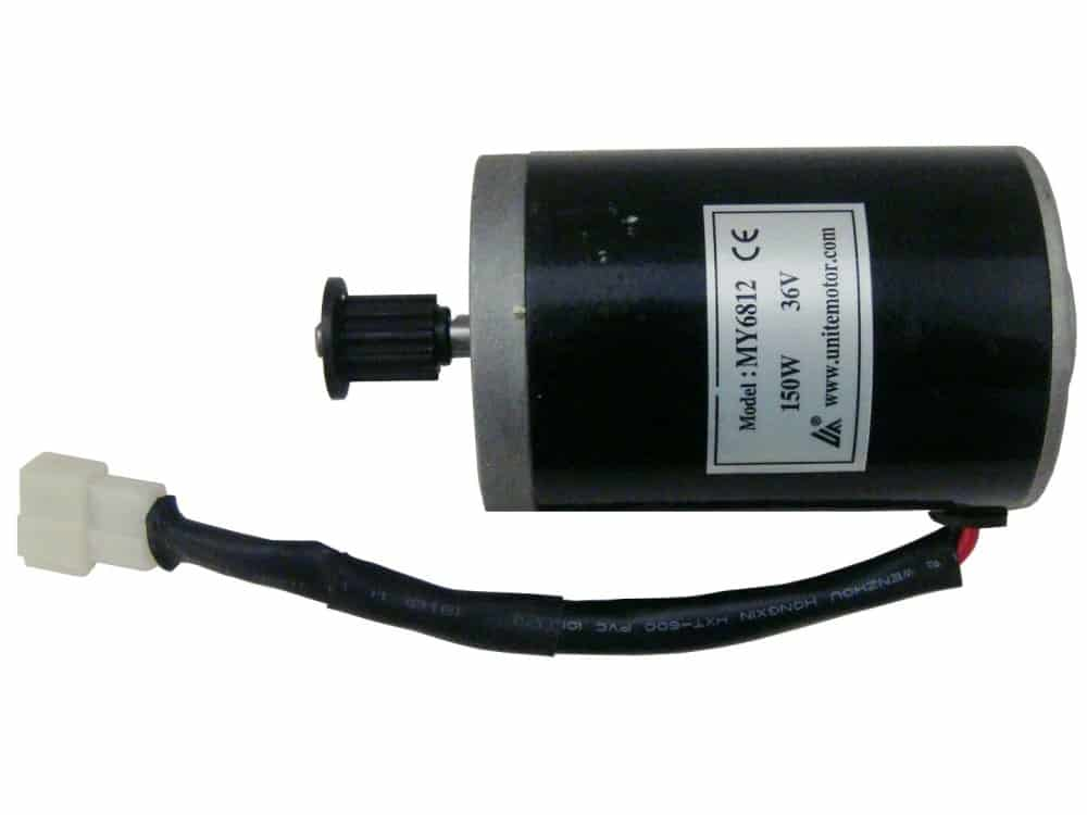 TRX 36 Volt Motor (150W) Right Side