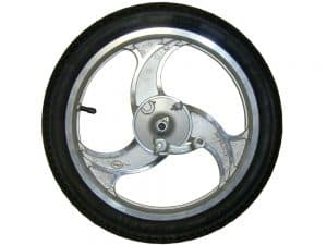 TRX Front Wheel Assembly Complete (16x2.125)