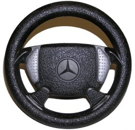 Toys Toys Steering Wheel/Stem Assembly (Merc.)