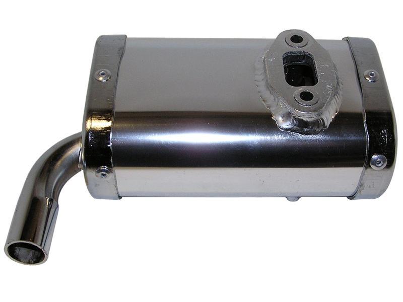 Wheelman - Performance Pipe Chrome