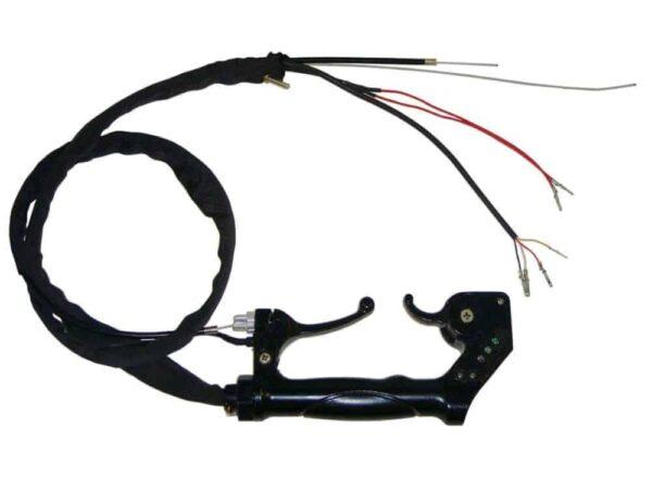 Wheelman V2 - Hand Throttle Assembly