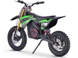 MotoTec 36v Pro Electric Dirt Bike 1000w Lithium Green_2