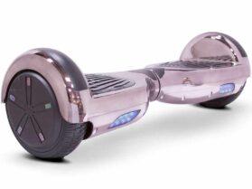 MotoTec Self Balancing Scooter 24v 6.5in Black Chrome_2