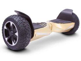 MotoTec Self Balancing Transformer 36v 8.5in Gold