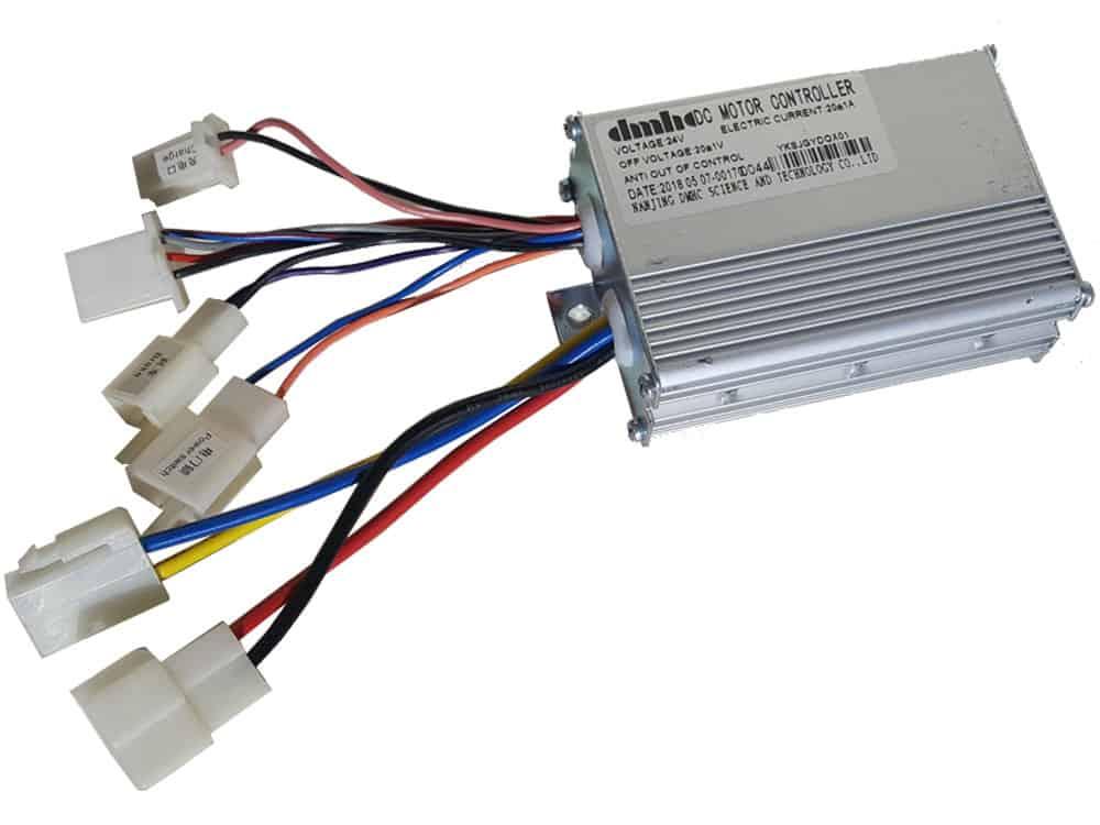 MotoTec Solar Kart - 24V Electronic Controller v3