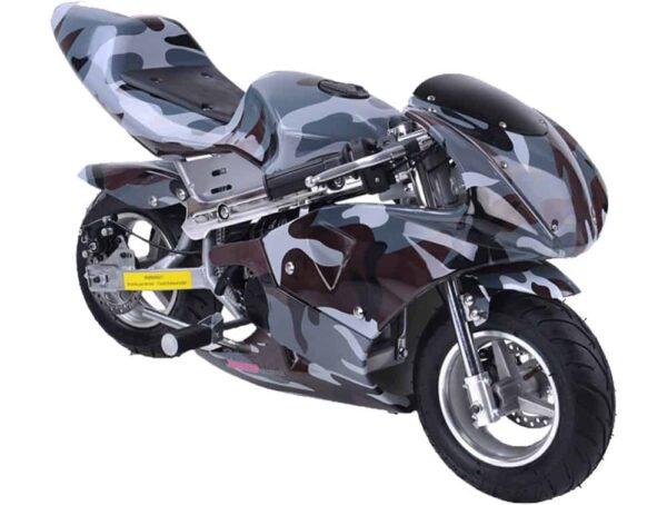 Rosso Gas Pocket Bike 33cc 2-Stroke Urban