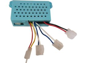 Mini Moto 12v UTV Circuit Board Blue