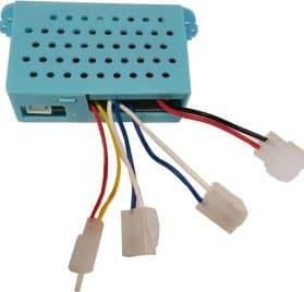 Mini Moto 12v UTV Controller Blue