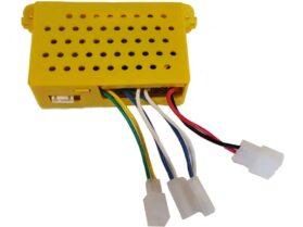 Mini Moto 12v UTV Controller Yellow