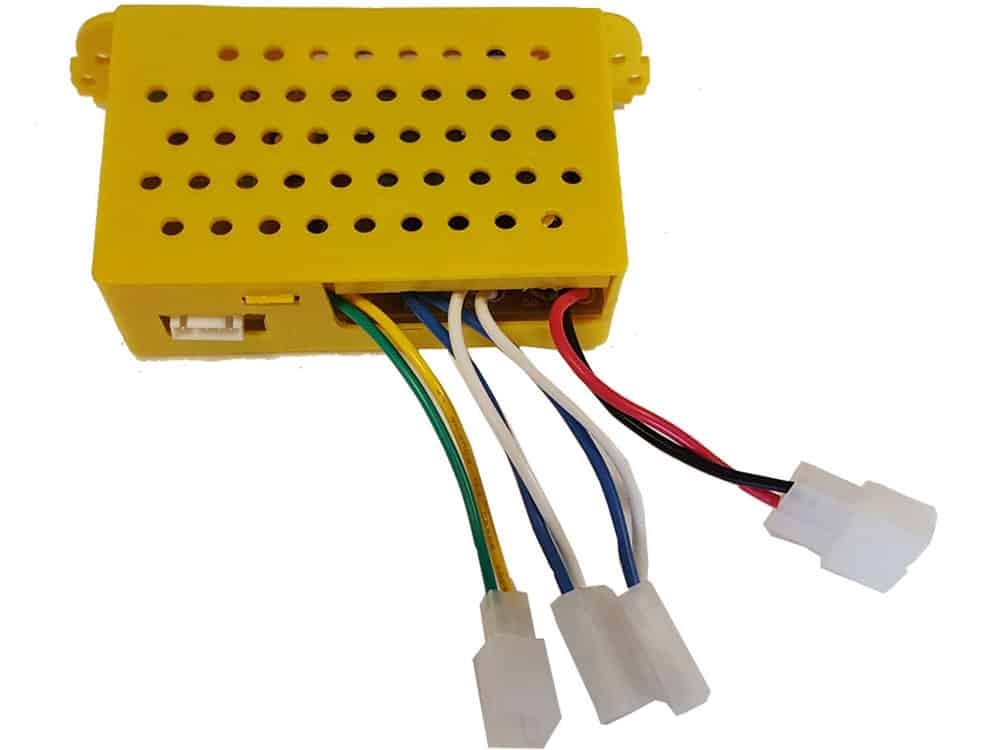 Mini Moto 12v UTV Controller Yellow