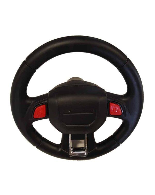 Mini Moto 12v UTV Steering Wheel