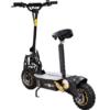 MotoTec 2000w 48v Electric Scooter Black_3