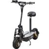 MotoTec 2000w 48v Electric Scooter Black_5
