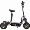 MotoTec 2000w 48v Electric Scooter Black_8