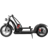 MotoTec 36v 350w Lithium Folding Electric Scooter Black_3
